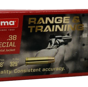 BUY NORMA 38 SPECIAL AMMUNITION