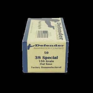 BUY DEFENDER 38 SPECIAL *REMAN* AMMUNITION