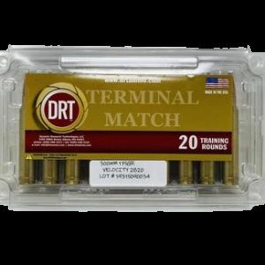 DRT TERMINAL MATCH 300 WIN MAG AMMUNITION FOR SALE