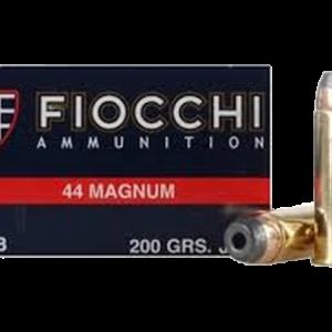 BUY FIOCCHI 44 REMINGTON MAGNUM AMMUNITION