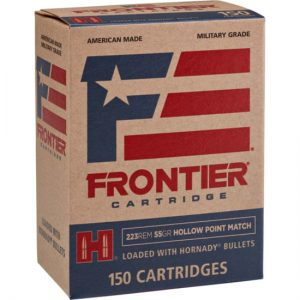 HORNADY-FRONTIER-.223 REMINGTON FOR SALE