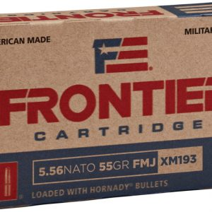 HORNADY FRONTIER-5.56X45MM NATO FOR SALE