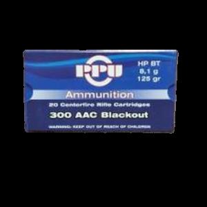 PRVI PPU 300 AAC BLACKOUT AMMUNITION FOR SALE