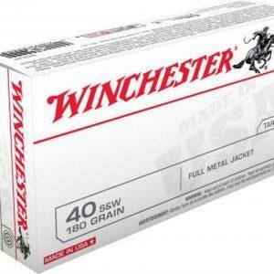 BUY WINCHESTER 40 S&W AMMUNITION