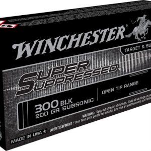 WINCHESTER SUPER-SUPPRESSED 200 FOR SALE