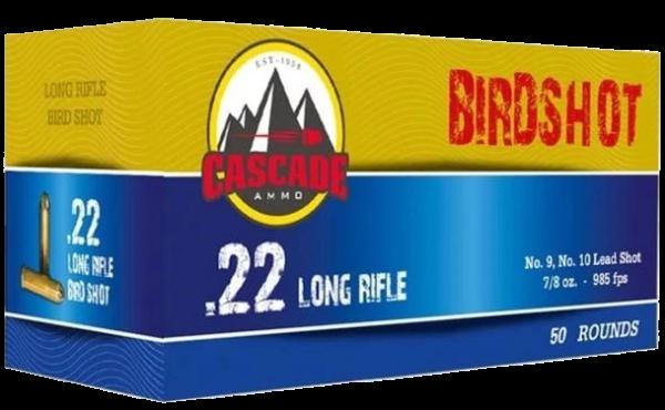BUY CASCADE AMMO 22 LONG RIFLE AMMUNITION ONLINE