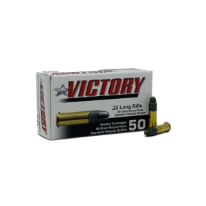 BUY VICTORY 22 LONG RIFLE AMMUNITION ONLINE
