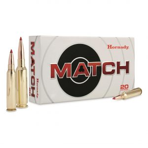 buy hornady match
