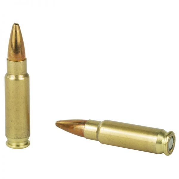 Federal FNH 5.7x28mm Ammo 27 Grain Jacketed Hollow Point Lead Free
