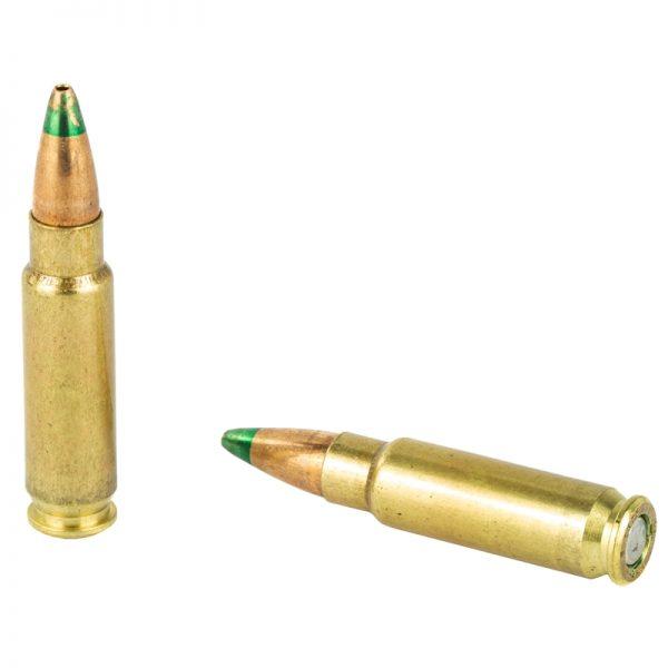 Federal FNH USA 5.7x28mm Ammo 27 Grain Green Tip Hollow Point